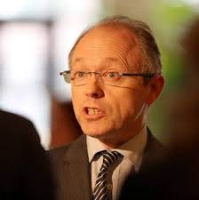 Barra McGrory, North's DPP - wants to prosecute a dying man and tear up his 'comfort letter' promising no prosecution